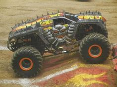 Max D Monster Truck | Crawford Performance Engineering Max-D Spikes Kit - RC TRUCK STOP