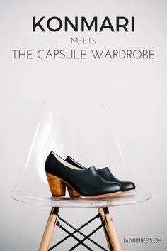 Ready to simplify your closet? Is your resolution for 2017 to create a minimalist wardrobe? Read what happens when KonMari meets the Capsule Wardrobe.