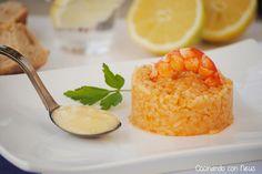 arroz a banda con all i oli