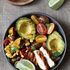 Recette de Salade Mexicaine