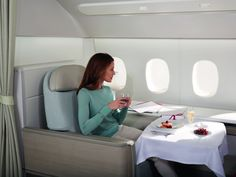 """Air France Unveils """"Haute Couture"""" Luxury Seat 