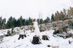 Winter Inspiration Shoot | Kristin