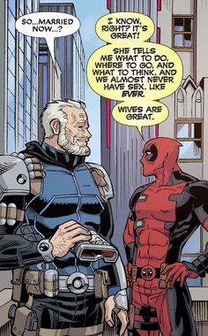 Deadpool & Cable: Split Second #2