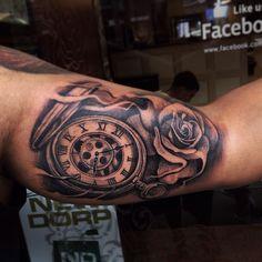 Danny Lepore Tattoos