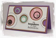 Pünktchenkarte - Circlecard