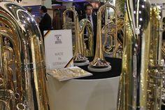 At the 2014 Frankfurt Music Fair