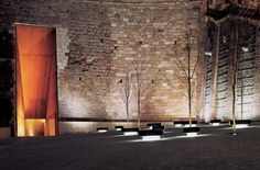 Paseo del Óvalo - Lighting Design