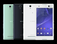 Sony announces the Xperia C3, 'the ultimate smartphone for selfies' now availabile in Australia