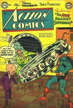 Action Comics  175  ®