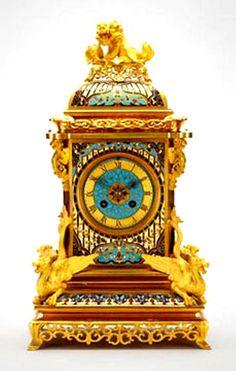 Art Nuovo Tree Camping, Clock, Decor, Art, Fireplace Wall, Grandfather Clocks, Watch, Art Background, Decoration