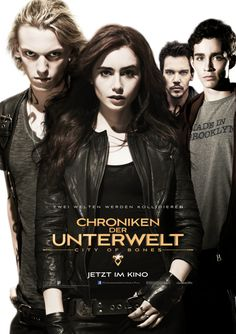 News source about The Mortal Instruments, The Infernal Devices, The Dark Artifices, The Bane Chroncles and other Shadowhunter related news. Shadowhunters Series, Shadowhunters The Mortal Instruments, Lily Collins, Clary Und Jace, Clary Fray, Vampire Diaries, Constantin Film, To The Bone Movie, Really Good Movies