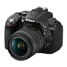 Reflex Nikon D5300 + Objectif AF-P 18-55 VR_1
