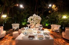 Photograph by: John Solano     Consultant: Levine Fox Events     Venue: The Beverly Hills Hotel     Floral Design: Mark's Garden
