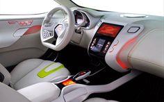 Kia KND 4 Concept Interior Free Wallpaper ~ Auto Cars