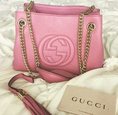 Glamour Queen Pink Gucci Purse, Gucci Purses, Gucci Handbags, Gucci Bags