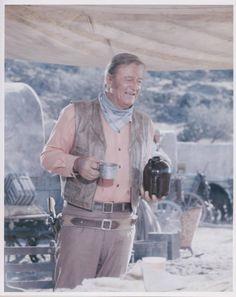 The Duke- WHEN MEN WERE MEN!