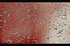 Hiéroglyphe imaginaire - L'histoire de l'humanité s'écrit en lettres de sang.
