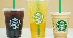 10 Iced Starbucks Drinks that are 100 Calories or Less
