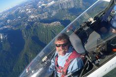 Klaus OHLMAN d' Eagles Alpine Soaring Academy Aérodrôme de La Bâtie Montsaléon, détient plusieurs records du monde dans le domaine du vol à voile. #buech #parcdesbaronniesprovencales