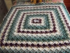 Latest Bavarian Crochet Afghan