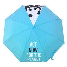 Panda umbrella|wwf.gr Save The Pandas, Rainy Days, To My Daughter, Animals, Animales, Animaux, Rain Days, Animal, Animais