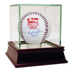 Derek Jeter Signed 2014 All Star Game Baseball w 14x AS Insc. (MLB Auth)
