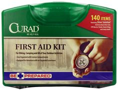 Curad Boy Scouts of America First Aid Kit, 140 Count Arm Sling, First Aid Kit, Staying Organized, Boy Scouts, Outdoor Activities, Health Care, Abs, Personal Care, Organization