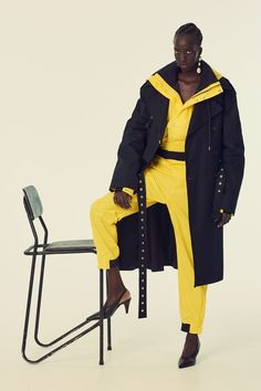 View the complete Spring 2018 menswear collection from Ambush.