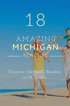 Michigan's beaches are amazing: find the BEST beaches on Lake Michigan, Lake Huron and Lake Superior and start planning your Michigan vacation getaway. Discover the best family-friendly beaches, quiet beaches and best Michigan beach towns. #lakemichigan #michigan #beaches #beach #lakesuperior #lakehuron #michigantravel #best beaches #bestmichiganbeaches Michigan Vacations, Michigan Travel, Lake Michigan, Lake Huron, Beach Town, Lake Superior, Travel Planner, Beaches, Good Things