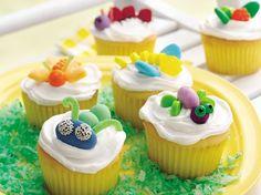 Bug Cupcakes | #BettyBirthdays #BabyCenter
