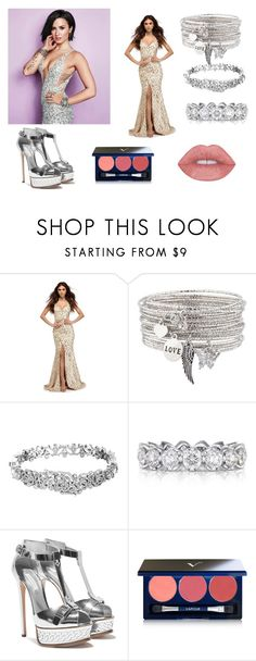"""Demi Lovato"" by ketrin-maknamara ❤ liked on Polyvore featuring Kate Spade, Vapour Organic Beauty, DemiLovato, celebrity and fachion"