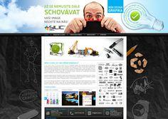 Reference - Silic Média - Výrobce a distributor reklamní předmětů Web Design, Image, Design Web, Website Designs, Site Design
