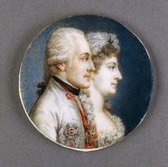 Tea at Trianon: Duke and Duchess of Teschen