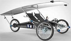 Solarmobil selber bauen - E-Bike fahren ohne Grenzen - http://www.ebike-news.de/solarmobil-selber-bauen-e-bike-fahren-ohne-grenzen/9229/