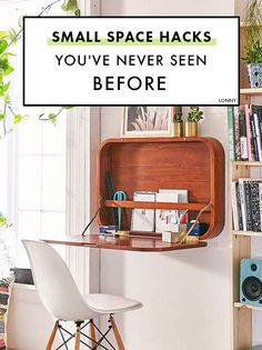 30 Small Space Hacks Youu0027ve Never Seen Before