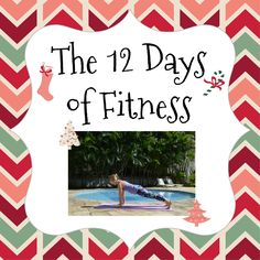 12 Days of Fitness ~ Brittany Bendall Fitness Printable Workouts, 12 Days, Thing 1 Thing 2, How To Relieve Stress, Stay Fit, Brittany, About Me Blog, Challenges, Seasons