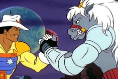 BraveStarr | 15 Cartoons From The '80s You Probably Forgot Existed