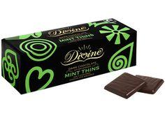 Divine After Dinner Mint Thins 200g