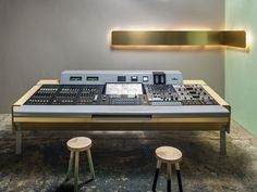 Recording Studio by UM Project - News - Frameweb