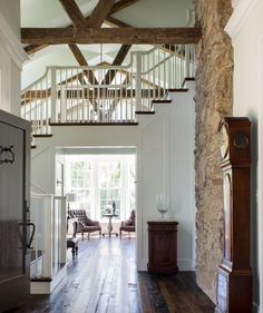 Home Interior Design Style Guide Early American Farmhouse