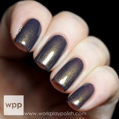 China Glaze Choo Choo Choose You from the All Aboard Collection (Fall 2014)