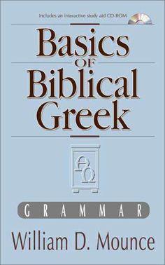 Basics of Biblical Greek Grammar by William D. Mounce http://www.amazon.com/dp/0310232112/ref=cm_sw_r_pi_dp_3C04tb068TD34