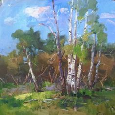 Por amor al arte: Guido Frick Wyoming, Modern Landscaping, Modern Contemporary, Plants, Painting, Landscapes, Google, Mountain Landscape, Scenery