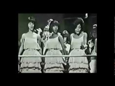"""THE SUPREMES - """"STOP IN THE NAME OF LOVE""""   1965: Motown  the 60's changed music!"""