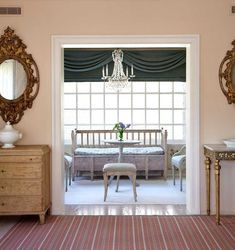 I found this image on Pinterest and of course had to find the rest of the house. While it is in the Swedish Style, it is actually a home in Houston designed by Katrin Cargill Interiors. There is something about it that reminds me of Swan House which I posted earlier this week. I […]