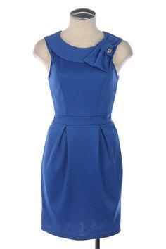 Classic Button Dress!