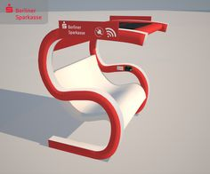 Charge your battery - Sparkasse design project  www.weva-design.hu