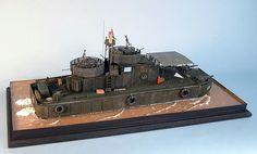 Brown Water Navy, Pt Boat, Models Needed, Military Diorama, Navy Ships, Model Ships, Vietnam War, Battleship, Military History