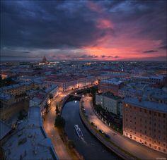 Канал Грибоедова - Петербургский Фотографический Журнал