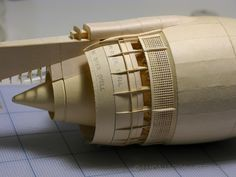 Luca Iaconi-Stewart, a young designer from San Francisco, has spent the last 9 years building an elaborate paper model of the Air India Boeing 777.
